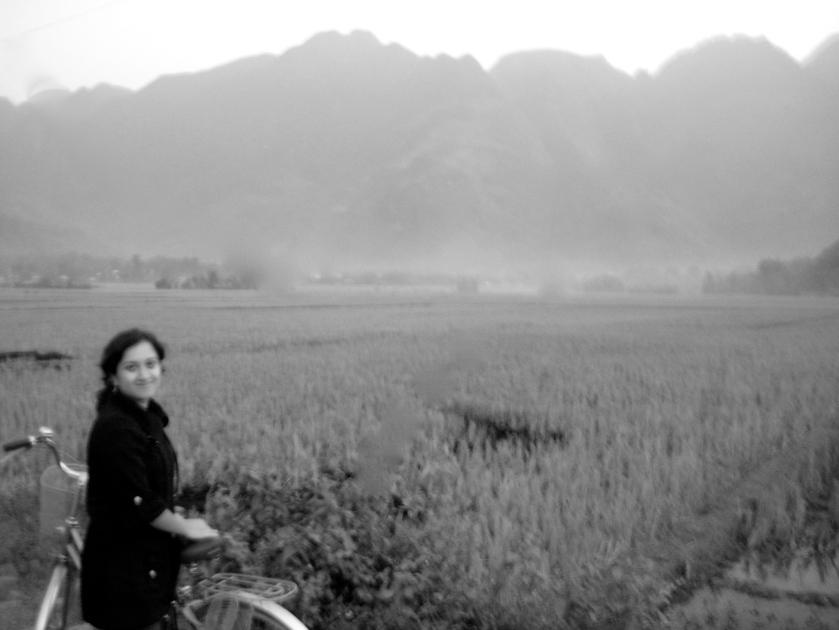 Mai Chau, Ben Lac, Vietnam, North West Vietnam, mountain biking