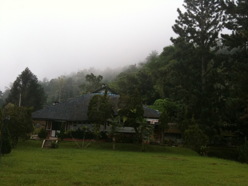 old English Bangalow, maxwell hill