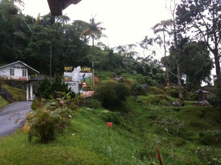Bukit Larut, Maxwell Hill