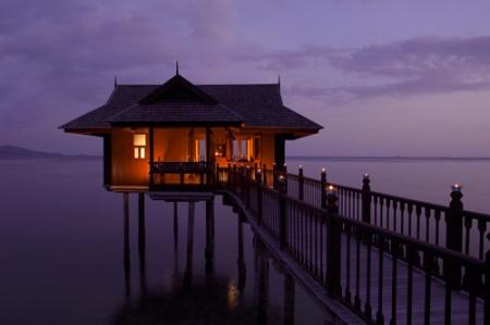 pangkor laut, singapore, malaysia, weekend getaway, offbeat, spa
