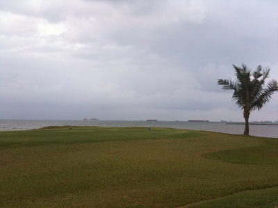 golf course, tempat senang, indonesia, weekend getaway
