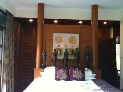 thai room, tempat senang, indonesia, weekend getaway, spa