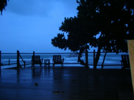 nikoi island, bintan, indonesia, southeast asia, offbeat, ecotourism, night