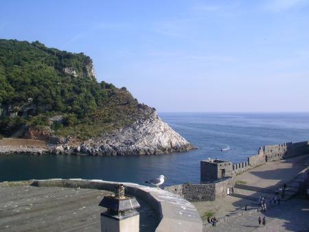 Italy, porto venere, cinque terre