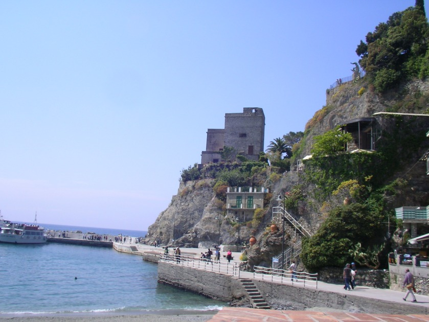 Montorosso Al Mare, Italian riviera, Italy