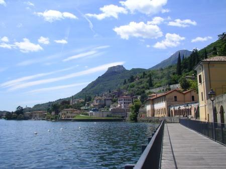 lake garda, gargnano, italy, offbeat village