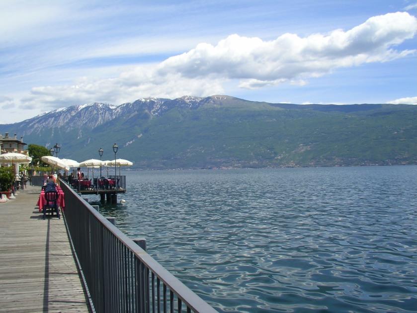 lake garda, gargnano, village, offbeat, italy