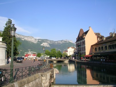 Annecy, France, Alps
