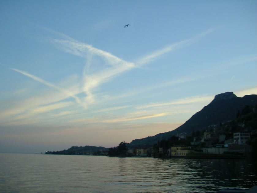 Lake Garda, Gargnano, Italy