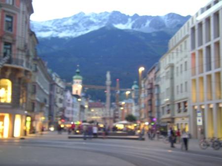 Innsbruck, Austria, Alps