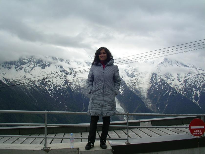 France, Alps, Chamonix, Mont Brevent