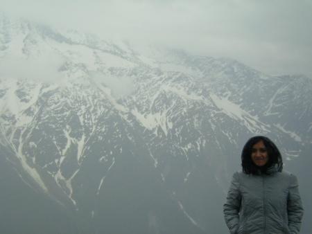 Chamonix, France, Alps, Mont Brevent