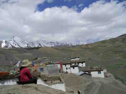 langhza, spiti valley, villages, offbeat travel, travel, himalayas, trans himalayas, mountains, india, lahaul