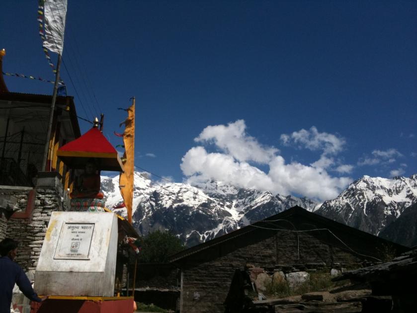 kalpa, buddhist monastery, himalayas, mountains, offbeat travel, himachal pradesh, india