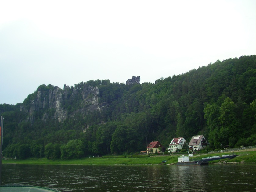 river elbe, saxon switzerland, elbes sandstone mountains, saxony, eastern germany, offbeat germany, dresden, stadt wehlen