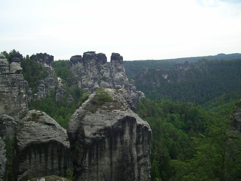 saxon switzerland, elbes sandstone mountains, saxony, eastern germany, offbeat germany, dresden, stadt wehlen