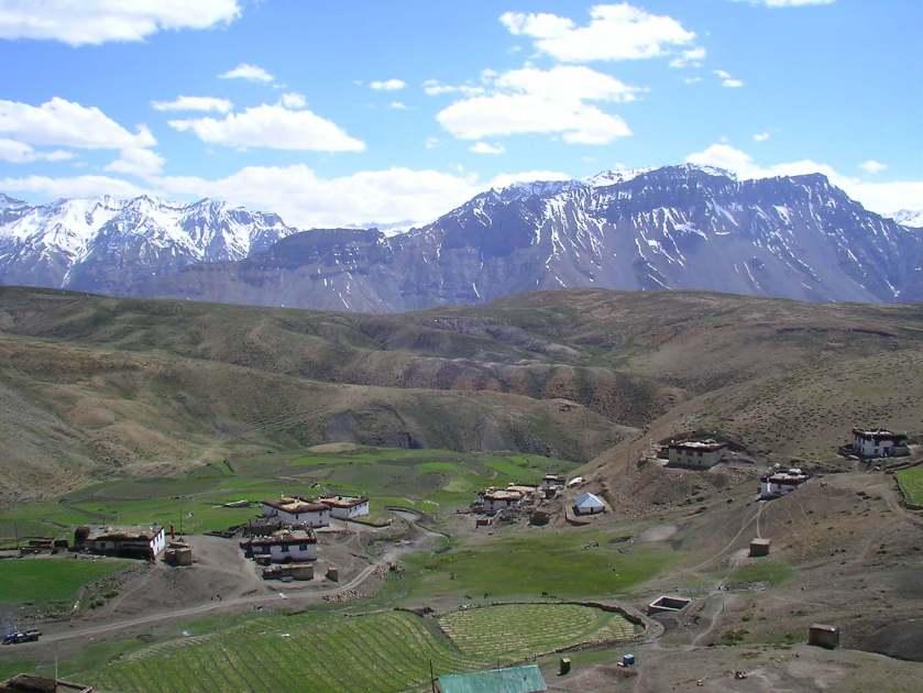 komik village, hikkim, spiti valley, himachal pradesh, offbeat travel, india, buddhism