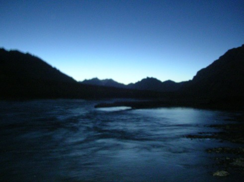 Spiti river, spiti valley, spiti, moonlight, full moon, night, offbeat travel, india, himachal pradesh