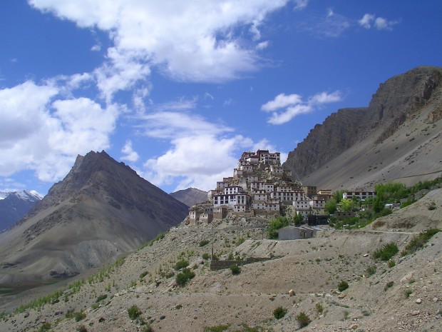 Key monastery, Ki gompa, key village, spiti, buddhism, offbeat travel, india, himachal pradesh