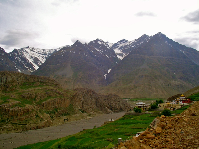 Pin valley spiti, Pin valley