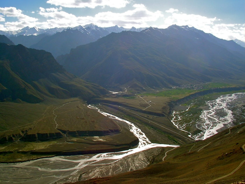 Spiti river, Spiti travel