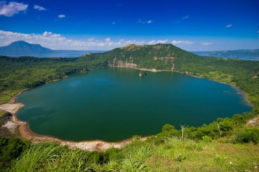 taal volcano, tagaytay city, philippines, offbeat travel