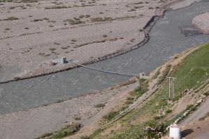 spiti, river bridge, india, offbeat travel