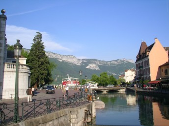 Annecy, France, offbeat travel