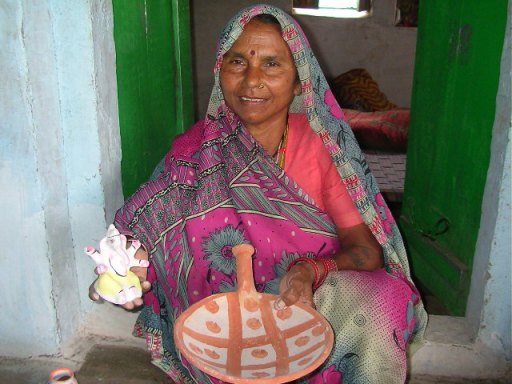 Potter, pranpur, madhya pradesh, india, offbeat, village, rural india