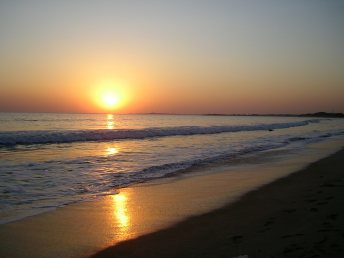 Diu, Daman & diu, sunset, beach paradise, India, offbeat travel, off the beaten path, secret beaches