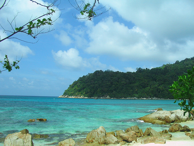 Pulau Perhentian, Perhentian Island, Malaysia, Travel, Beaches, best beaches