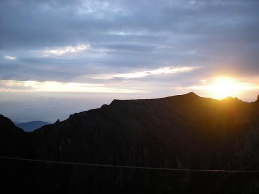 Mount Kinabalu, Sunrise, Malaysia, Travel, Borneo