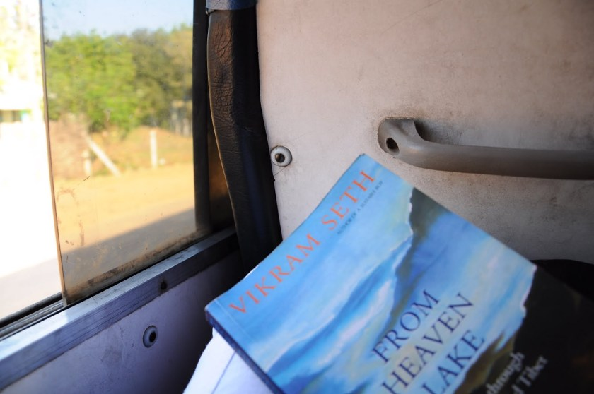 From heaven lake, Vikram Seth, best travel books