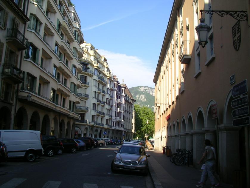 Paris, street