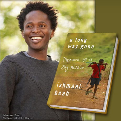 A long way gone, Ishmael Beah, best travel books