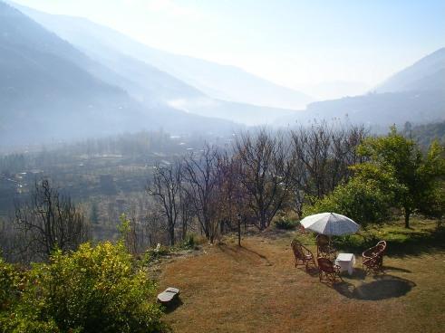 Ramgarh Heritage Villa, Raison, Manali, Kullu, homestay, Himalayas
