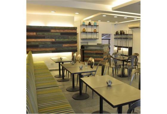 cafe zaffiro, zaffiro by zaza, best work from home cafe, south delhi, free wifi