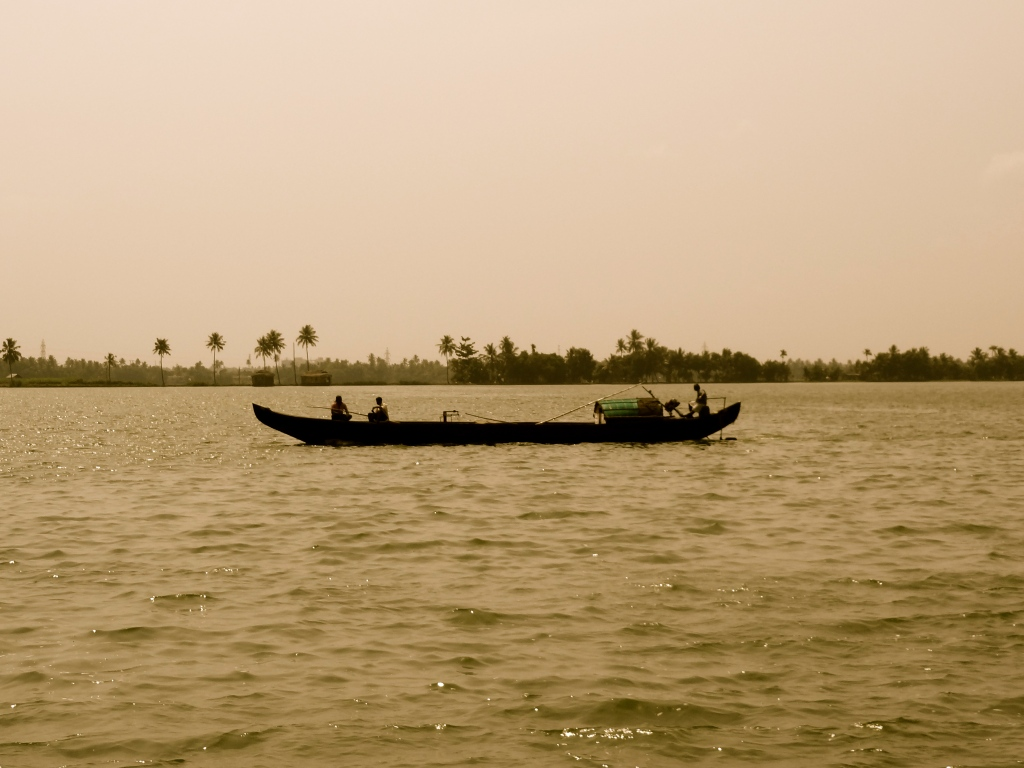 Alleppey, backwaters, kerala, India travel blog