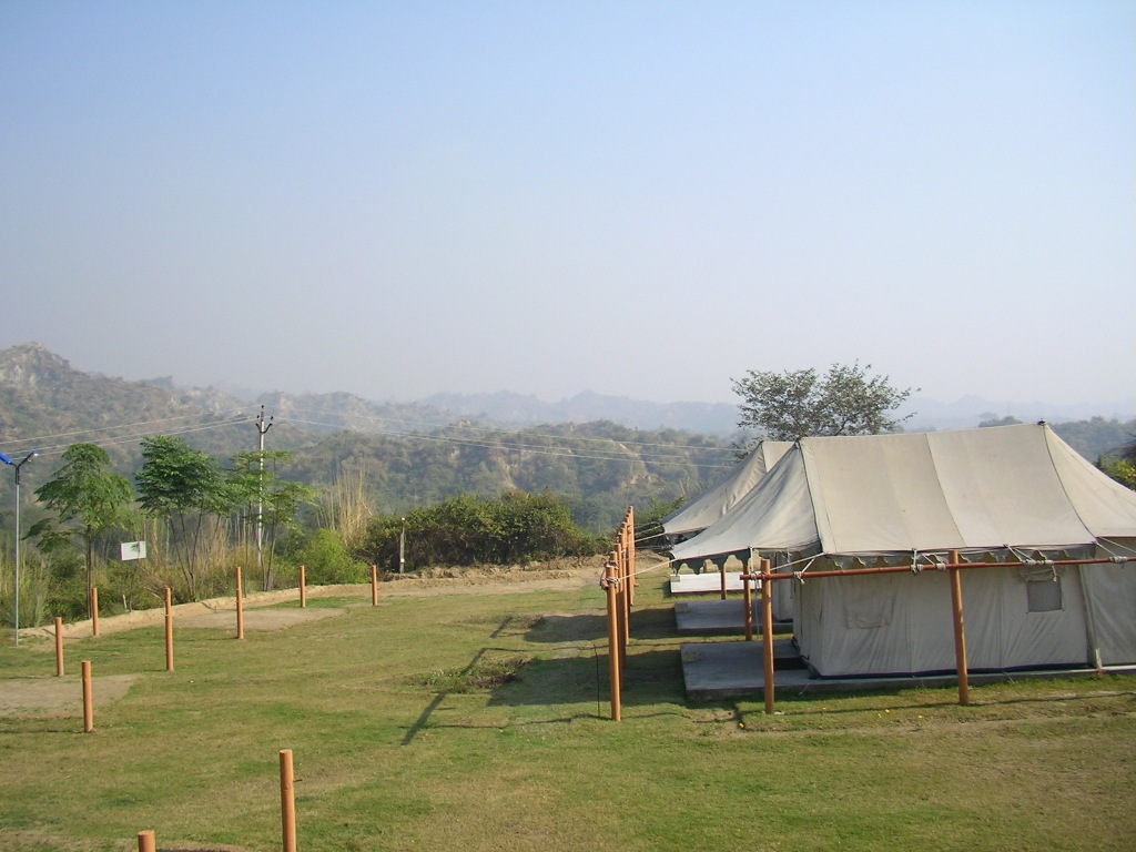 Shivaliks, Punjab, Prakriti Farms, tents, accommodation, organic farm, Chandigarh, Ropar, offbeat travel, weekend getaway, rural tourism india