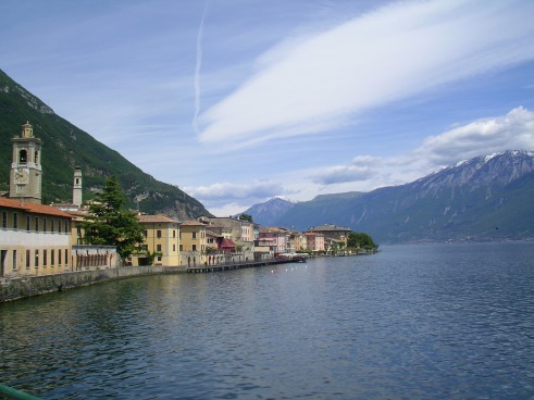 Gargnano, Lake Garda, Italy, North Italy, offbeat towns, villages, western europe, countryside, europe travel blog