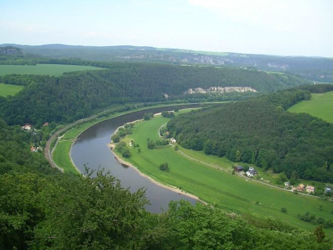 Saxony, Germany, Saxon Switzerland, offbeat germany, kurort rathen, small town, secret places, hidden gems