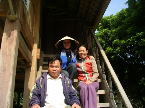 Northwest Vietnam, offbeat Vietnam, white thai tribe, Ben Lac village, Off the beaten track, Vietnam travel blog, Mai Chau, small towns near Hanoi