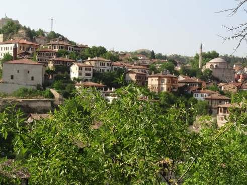 Safranbolu, Ottoman architecture, Ottoman turkey