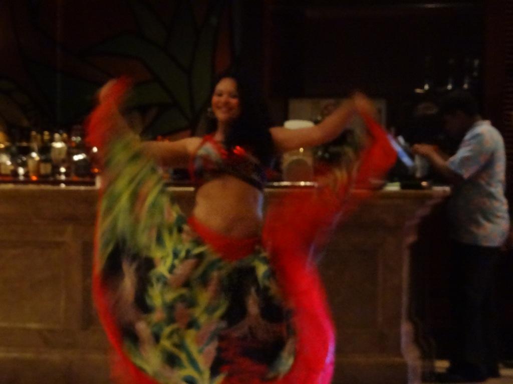 Sega dance, Mauritius dance