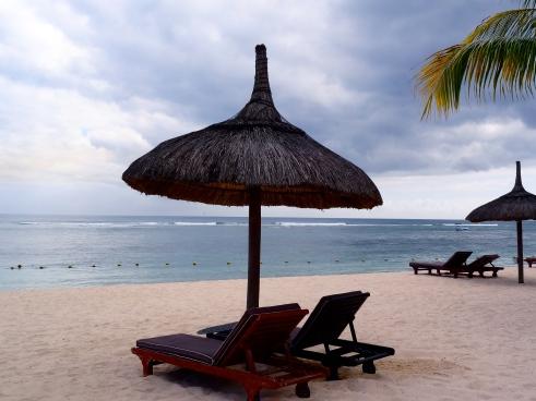 Le Meridien hotel Mauritius, Mauritius beach