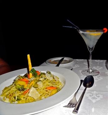 Mauritius food, Le Meridien Mauritius reviews