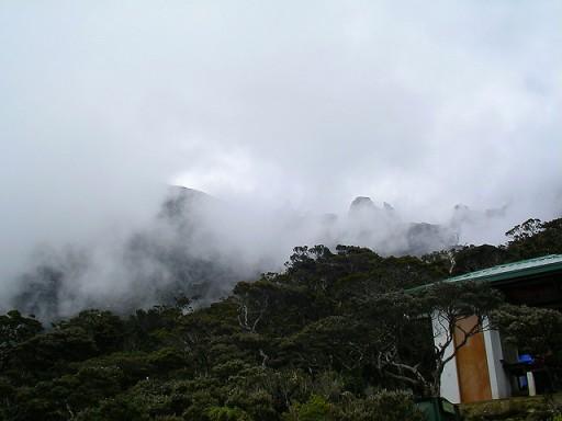 Laban Rata, climbing mt kinabalu