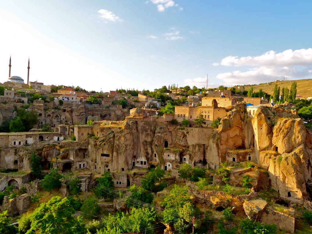 Turkey photos, Cappadocia photos, Guzelyurt