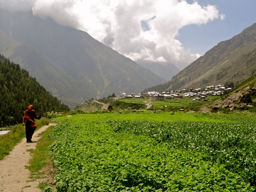 Chitkul, Kinnaur photos, responsible tourist, eco traveller