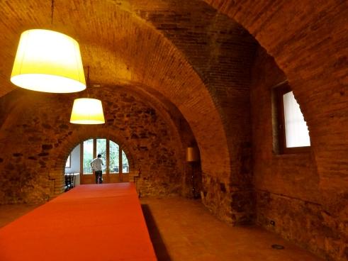 Priorat wine region, Hostal Sport, vineyards near Barcelona